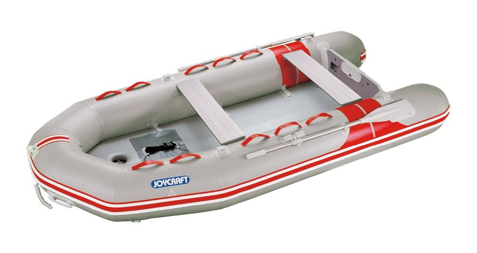 ジョイクラフト(JOYCRAFT)ゴムボート JES-326 HSセット 4人乗り 予備検査付き ※写真は336です
