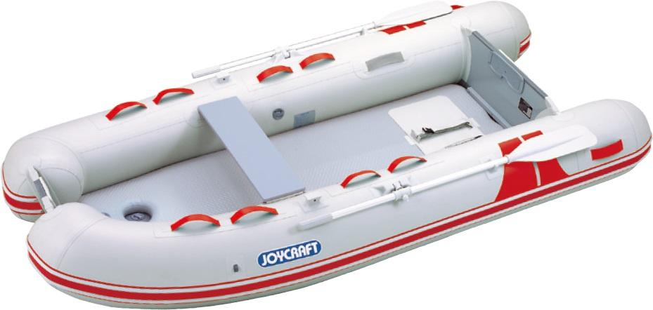 ジョイクラフト(JOYCRAFT)ゴムボート BBS-295  予備検査無し 4人乗り