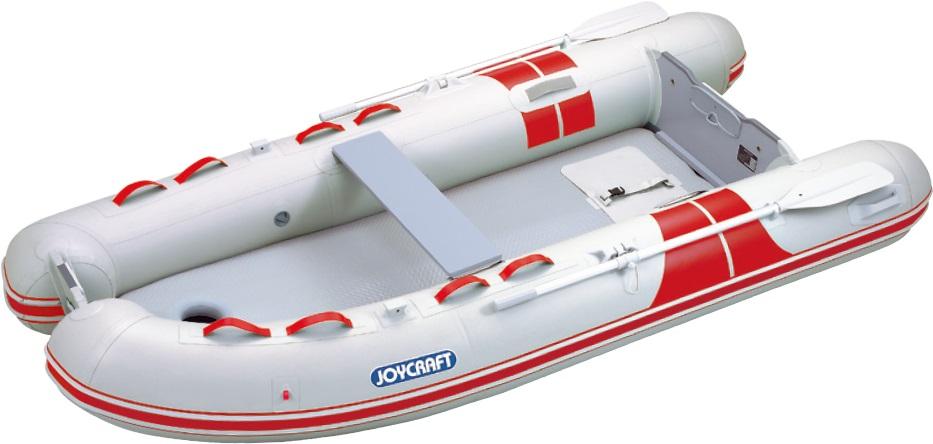 ジョイクラフト(JOYCRAFT)ゴムボート BBS-315  予備検査付き 4人乗り