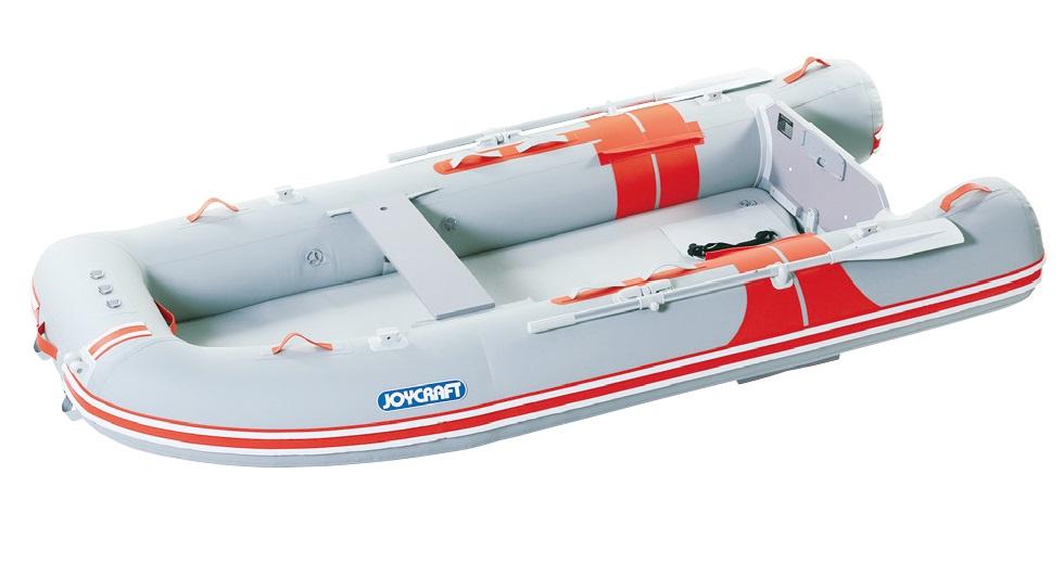 ジョイクラフト(JOYCRAFT)ゴムボート ORENGE PEKOE オレンジペコ323W ワイド 予備検査無し 5人乗り