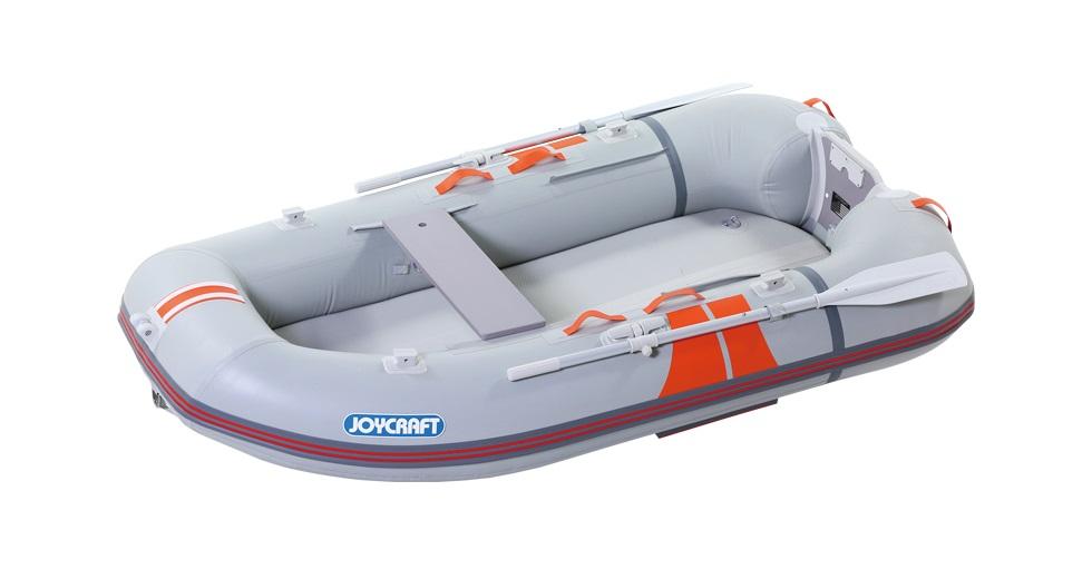 ジョイクラフト(JOYCRAFT)ゴムボート ワンダーマグ250 超高圧電動ポンプなし 3人乗り