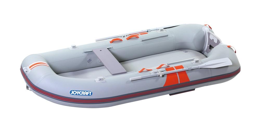 ジョイクラフト(JOYCRAFT)ゴムボート ワンダーマグ280 超高圧電動ポンプなし 4人乗り