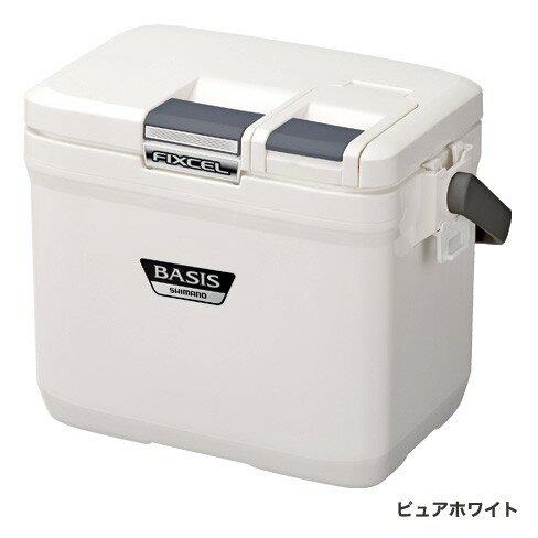 シマノ(Shimano) UF-009N [フィクセル・ベイシス 90] ピュアホワイト FIXCEL BASIS 90 *画像は各サイズ共通になります。
