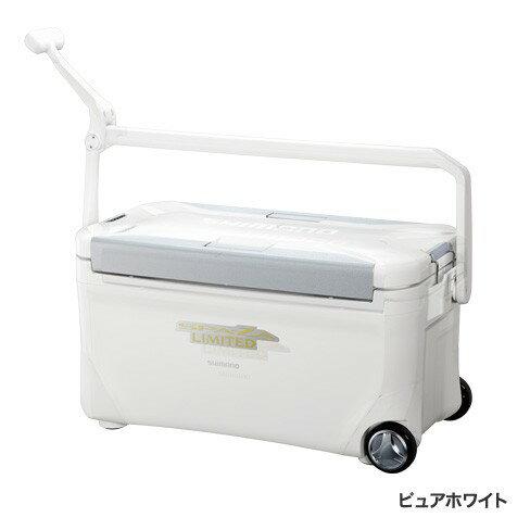 シマノ(Shimano)HC-125P SPAZA LIMITED 250 キャスター ピュアホワイト