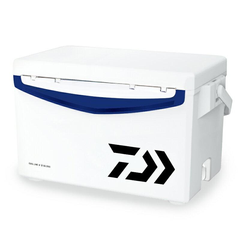 Daiwa(ダイワ)クールラインα2 GU 2500 ブルー