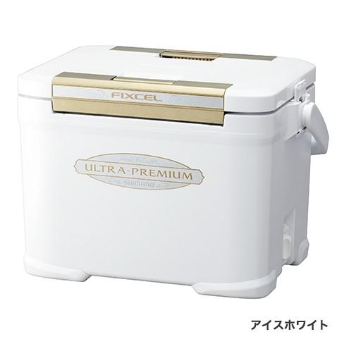 シマノ (Shimano) ZF-517S アイスホワイト FIXCEL ULTRA PREMIUM 170