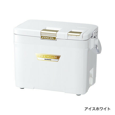 シマノ (Shimano) ZF-012R アイスホワイト FIXCEL PREMIUM 120 [フィクセル・プレミアム 120]