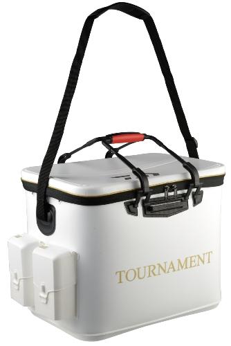 ダイワ (Daiwa) トーナメント キーパーバッカンFD45(B)ホワイト