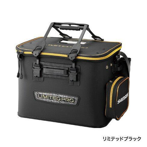 シマノ (Shimano) BK-121R リミテッドブラック 50cm フィッシュバッカン LIMITED PRO(ハードタイプ)