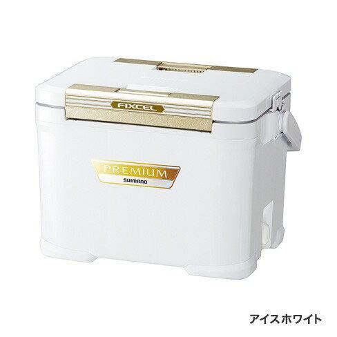 シマノ(Shimano)ZF-017R アイスホワイト FIXCEL PREMIUM 170 [フィクセル・プレミアム 170]