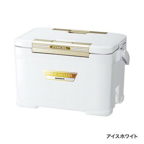 シマノ(Shimano)ZF-022R アイスホワイト FIXCEL PREMIUM 220 [フィクセル・プレミアム 220]