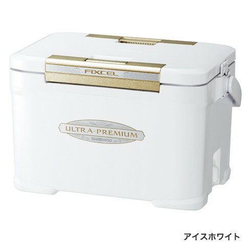 シマノ(Shimano)ZF-522R アイスホワイト FIXCEL ULTRA-PREMIUM 220 [フィクセル・ウルトラプレミアム 220]
