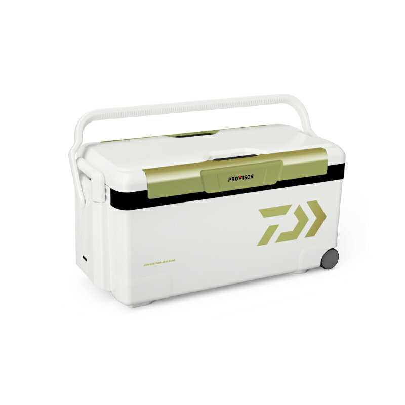 Daiwa(ダイワ)プロバイザートランクHD ZSS 3500 シャンパンゴールド