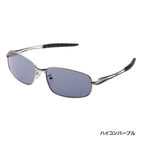 シマノ(Shimano) HG-331R フレーム/ニッケル合金 レンズ/ハイコンパープル  フィッシンググラス LIMITED PRO