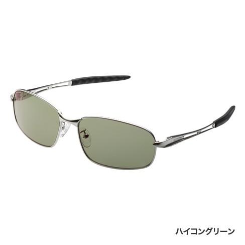 シマノ(Shimano) HG-331R フレーム/ニッケル合金 レンズ/ハイコングリーン  フィッシンググラス LIMITED PRO