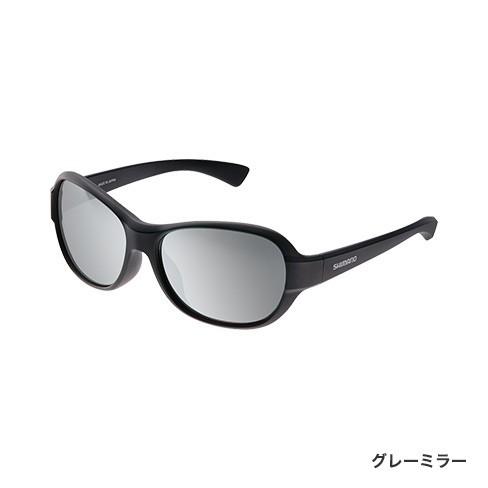 シマノ (Shimano) UJ-101T フレームカラー:ブラック レンズカラー:グレーミラー VALBAROS TYPE D