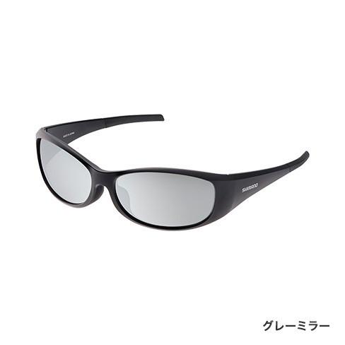 シマノ (Shimano) UJ-100T フレームカラー:ブラック レンズカラー:グレーミラー VALBAROS TYPE G