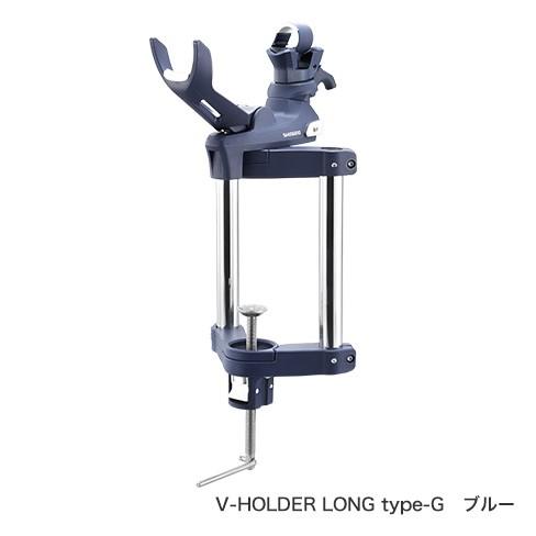 シマノ(Shimano) PH-A02S ブルー V-HOLDER LONG type-G