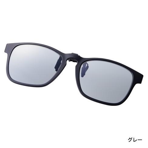 シマノ (Shimano) UJ-401S グレー シマノクリップオン