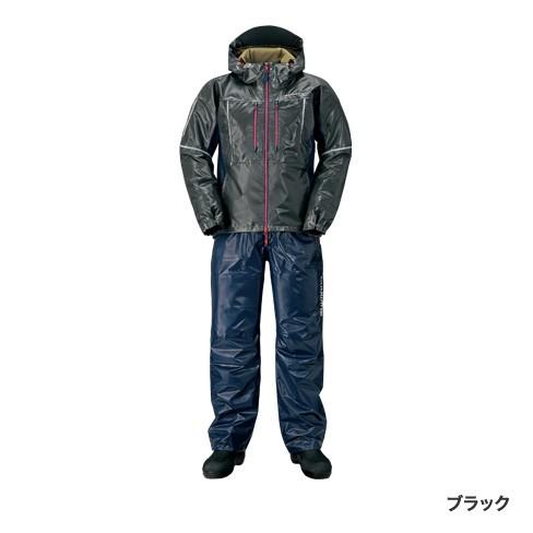 【ラッピング不可】 シマノ(shimano)RB-033R ブラック ブラック Mサイズ Mサイズ SS・3Dマリンコールドウェザースーツ, ナンモクムラ:0d6f6be5 --- canoncity.azurewebsites.net