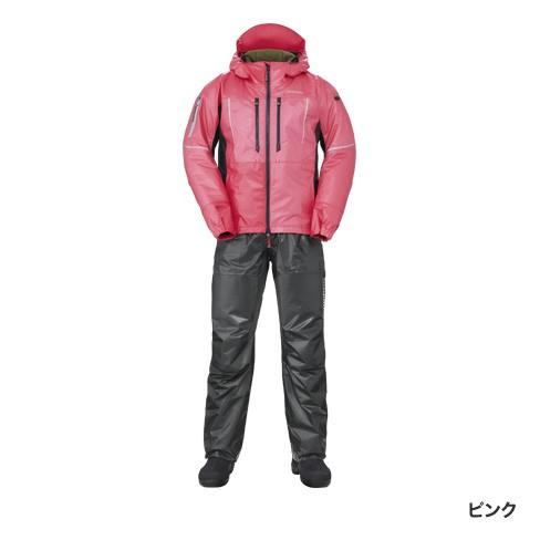 シマノ(shimano)RB-033R ピンク Mサイズ SS・3Dマリンコールドウェザースーツ
