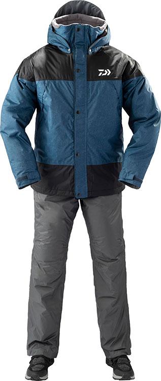 ダイワ (Daiwa) DW-35009 デニム XLサイズ レインマックス® ウィンタースーツ