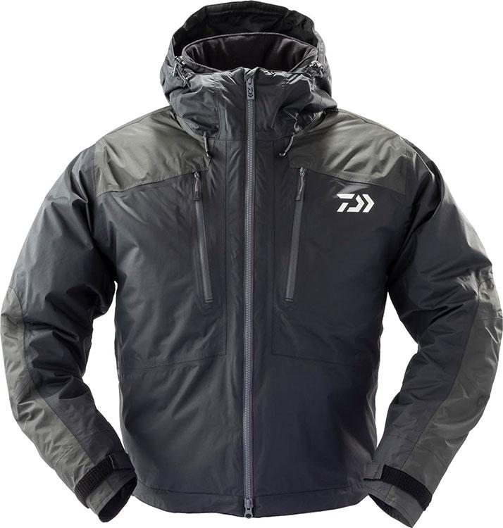 ダイワ (Daiwa) DW-37009J ブラック Lサイズ レインマックス® ショート ウィンター ジャケット