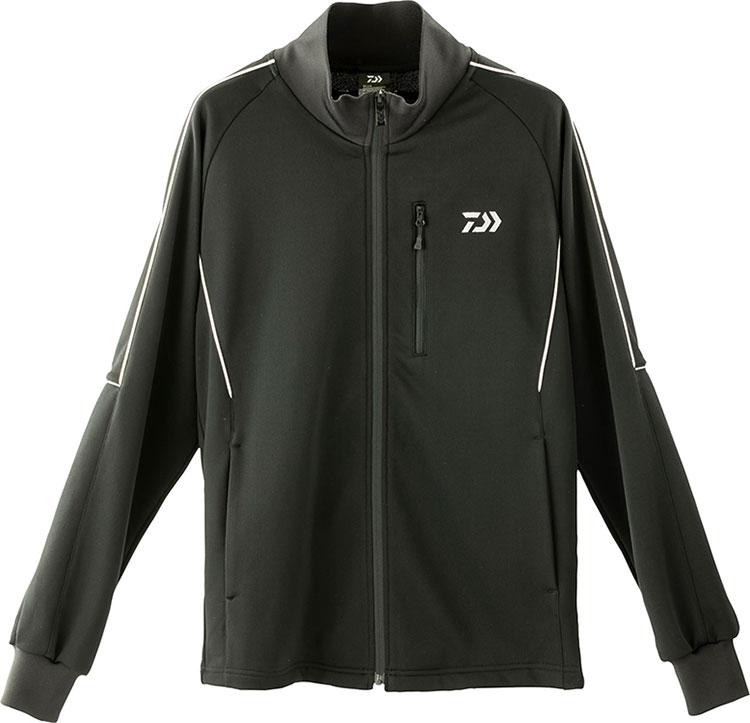 ダイワ (Daiwa) DI-54009 ブラック Mサイズ ジャージスーツ
