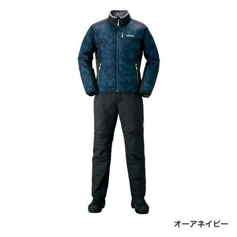 シマノ (shimano) MD-055Q オーアネイビー Lサイズ ベーシック インシュレーション スーツ