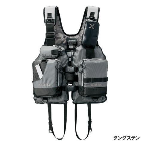 シマノ (Shimano) VF-278R タングステン フリーサイズ XEFO ゼフォー トゲームベスト