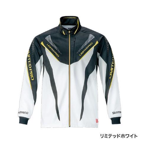 シマノ (Shimano)SH-131R リミテッドホワイト XLサイズ NEXUS ブレスハイパー+℃ ウォームシャツLIMITED PRO