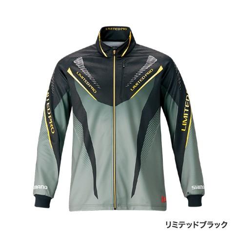 シマノ (Shimano) SH-131R リミテッドブラック XLサイズ NEXUS ブレスハイパー+℃ ウォームシャツLIMITED PRO