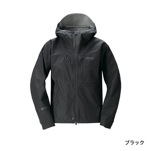 シマノ (shimano) RA-01JT ブラック XLサイズ GORE-TEX®エクスプローラーレインジャケット