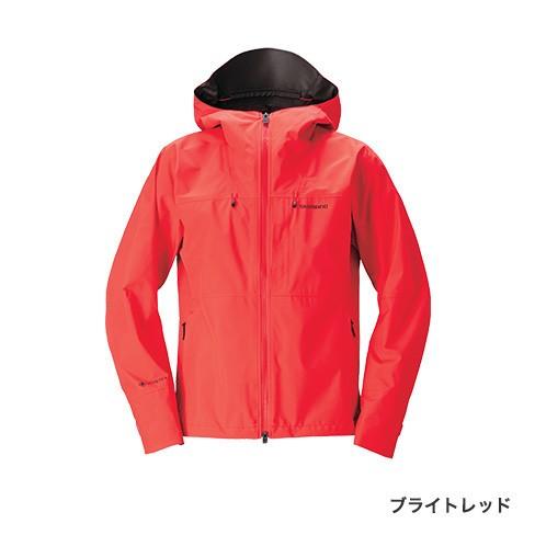 シマノ (shimano) RA-01JT ブライトレッド Mサイズ GORE-TEX®エクスプローラーレインジャケット