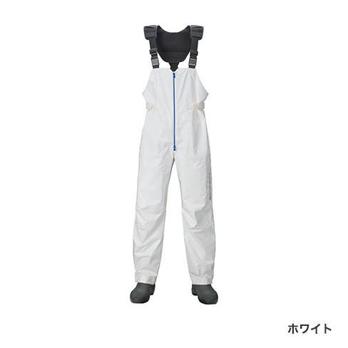 シマノ (shimano) RA-03PT ホワイト XLサイズ SS・3Dマリンサロペット