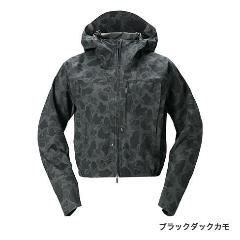 シマノ (shimano) RA-02ST ブラックダックカモ Mサイズ DSショートレイン