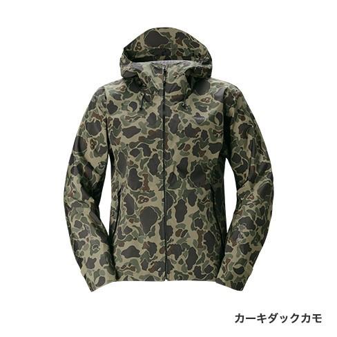 シマノ (shimano) RA-22JS カーキダックカモ Lサイズ XEFO・DURAST レインジャケット