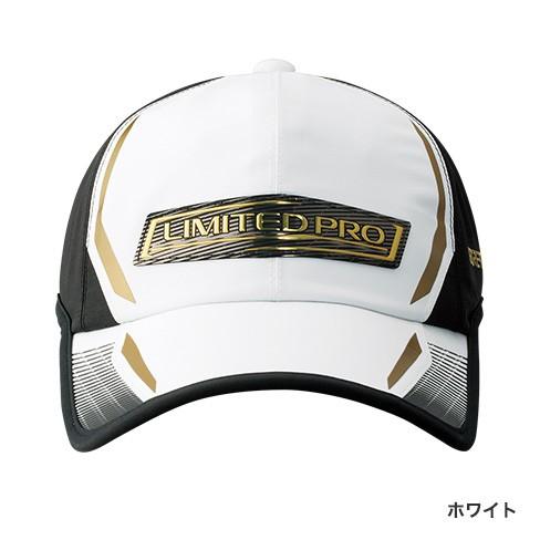 シマノ (Shimano) CA-021S ホワイト キングサイズ GORE-TEX® レインキャップLIMITED PRO