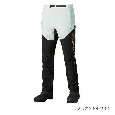 シマノ(shimano) PA-131R リミテッドホワイト 3XL NEXUS・GORE® WINDSTOPPER® パンツ LIMITED PRO