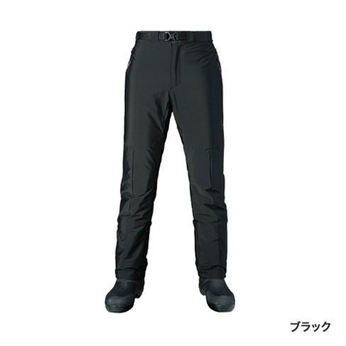 シマノ (shimano) PA-245R ブラック Mサイズ XEFO ストレッチサーマルパンツ