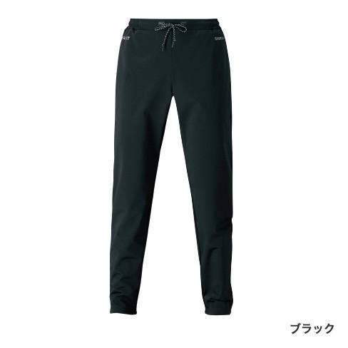 シマノ (Shimano) WP-255S ブラック XLサイズ XEFO・DURAST ジョガーパンツ