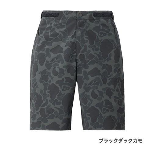 シマノ (Shimano) WP-293T ブラックダックカモ Mサイズ XEFO・DURAST ショーツ