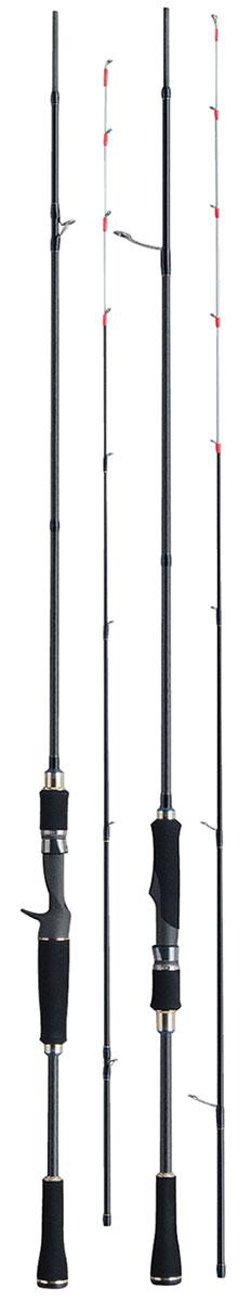 スラッシュ(SLASH)アーカードオーシャン B712MGST ベイトモデル ※左側の竿1組です。