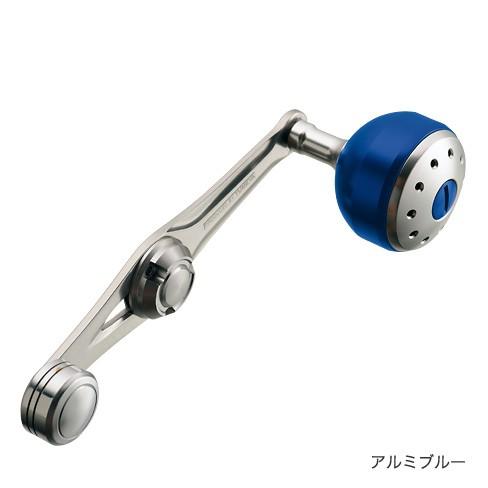 シマノ(Shimano)夢屋パワーバランスハンドル 65mm アルミブル-