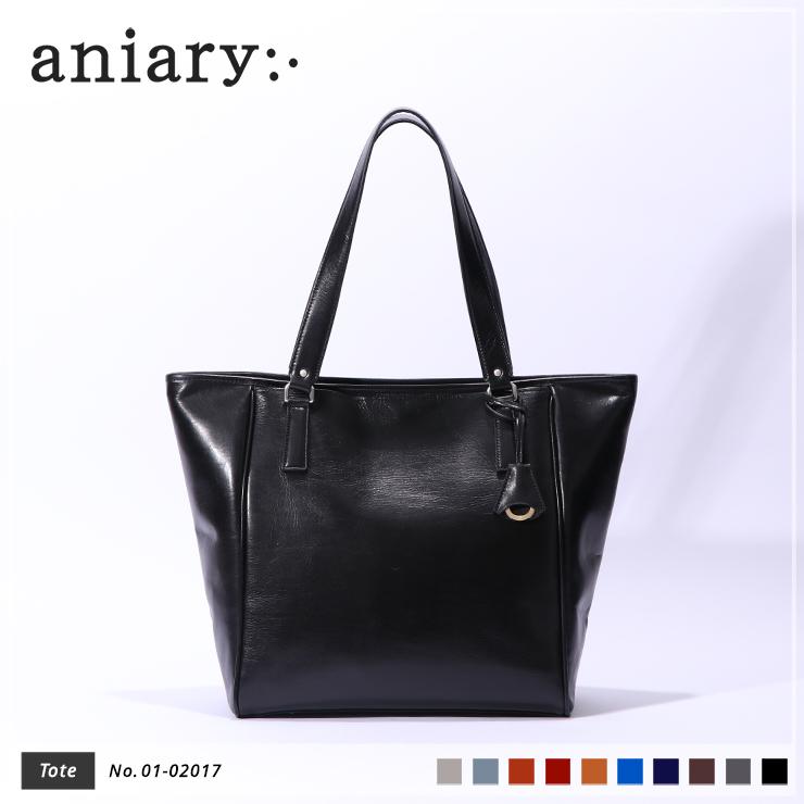 【新色 2019 S/S】【aniary|アニアリ】Antique Leather アンティークレザー 牛革 Tote トートバッグ 01-02017 メンズ [送料無料]