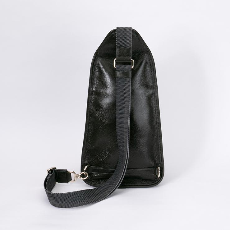 【aniary|アニアリ】Antique Leather アンティークレザー 牛革 Body Bag ボディバッグ 01-07004 []