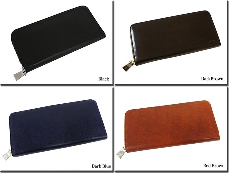 【aniary|アニアリ】Antique Leather アンティークレザー 牛革 Goods ウォレット 長財布 01-20003 []