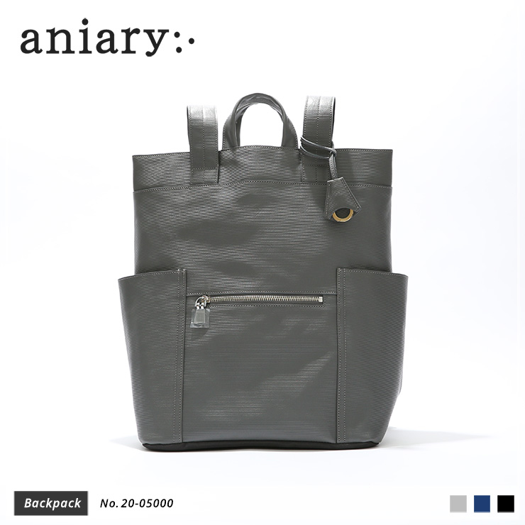 【aniary|アニアリ】Refine Leather リファインレザー 牛革 Backpack バックパック 20-05000 [送料無料]