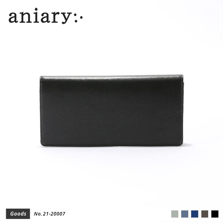 【新作】【aniary|アニアリ】Inheritance Leather インヘリタンスレザー 牛革 Goods ウォレット 長財布 21-20007 メンズ [送料無料]