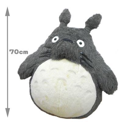 【送料無料】【ラッピング不可】 となりのトトロ ぬいぐるみ 特大 大トトロ